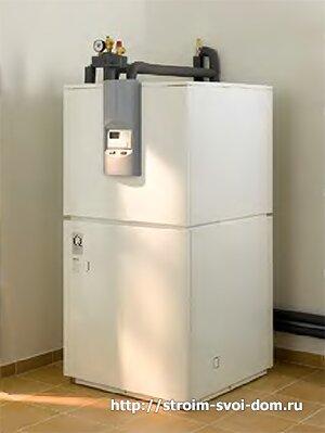 Как сделать отопление от котла газового